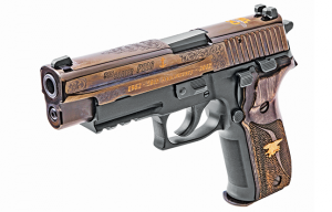 Commemorative TW 2014 Sig Sauer P226 Navy Seal 50th Anniversary Hero