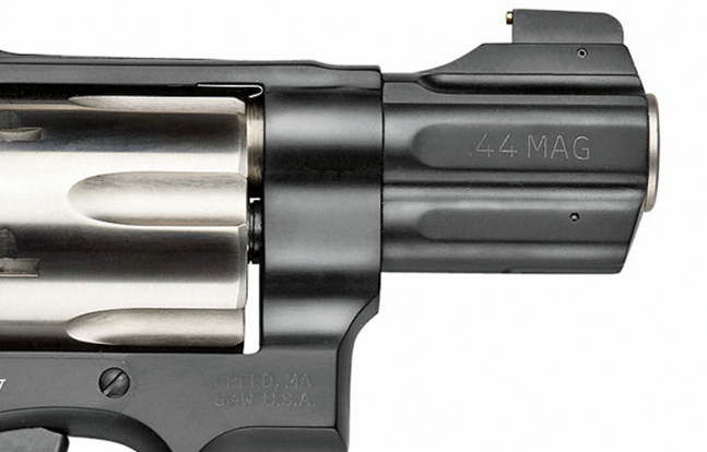 Commemorative TW 2014 Smith & Wesson Backpacker barrel