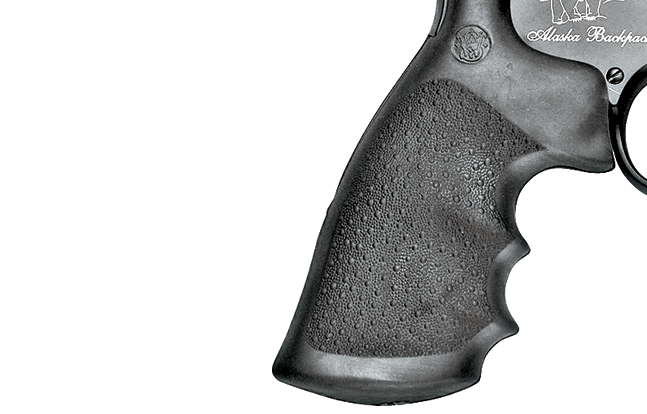 Commemorative TW 2014 Smith & Wesson Backpacker grip