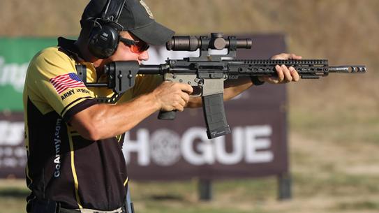Daniel Horner 3-Gun National Championship