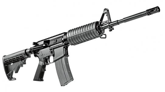Del-Ton Extreme Duty AR 2015 lead