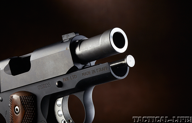 Desert Eagle pocket pistols eg barrel