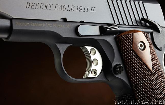 Desert Eagle pocket pistols eg trigger