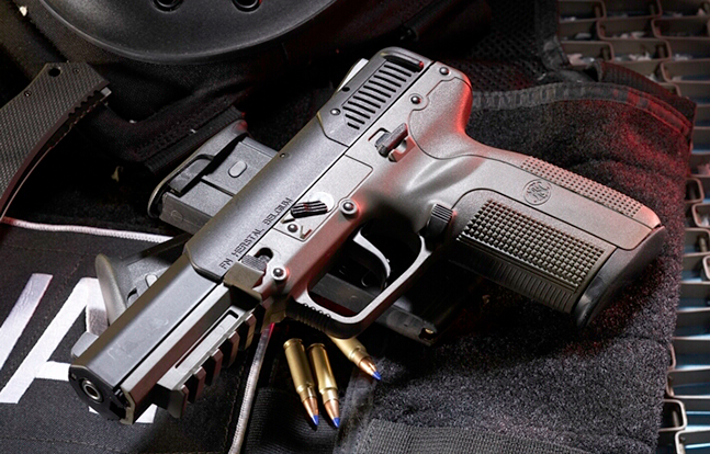 FN Five Seven SWMP 2014 bullets