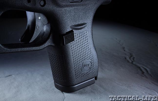 Glock Pocket Pistols eg grip