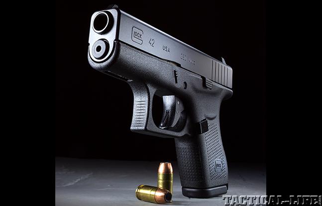 Glock Pocket Pistols eg lead