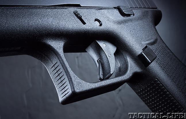 Glock Pocket Pistols eg trigger