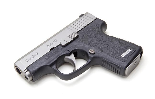 Handgun Trigger HBG 2015 Kahr P380