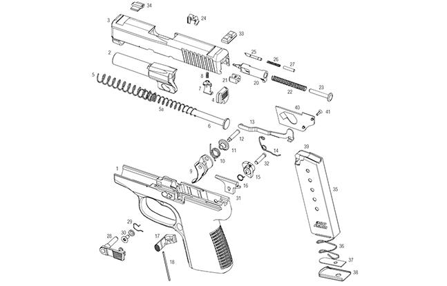 Gun Trigger Diagram 20rrwlinda Cosmeticsde