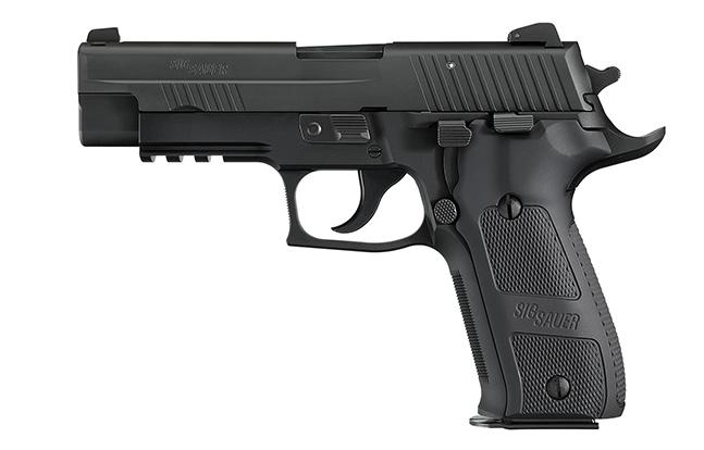 Handgun Trigger HBG 2015 Sig P226