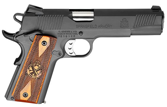 Handgun Trigger HBG 2015 Springfield