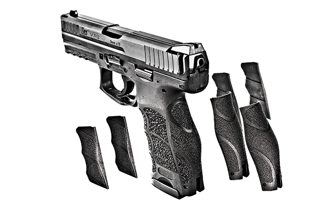 Heckler & Koch VP9 SWMP Jan panels