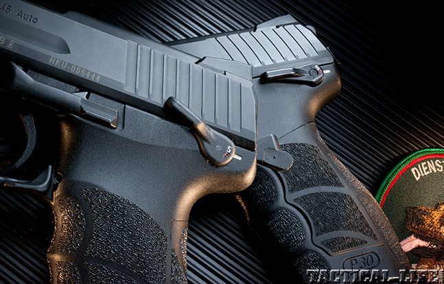 HK45 SWMP 2014 safety