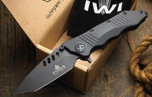 IWI Tavor Tactical Combat Folding Knife np lead
