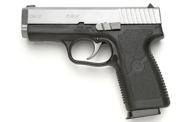 Kahr Arms Deep Cover HBG 2015 CW9
