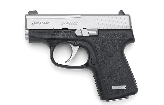 Kahr Arms Deep Cover HBG 2015 P380