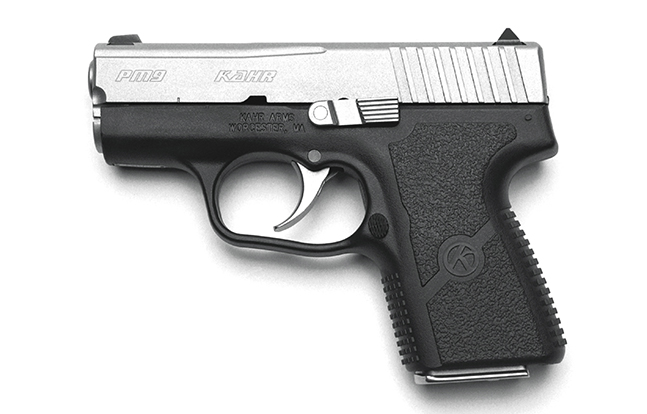 Kahr Arms Deep Cover HBG 2015 PM9