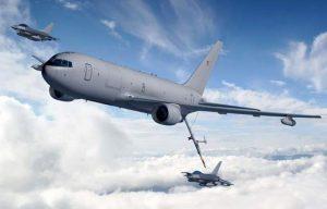 KC-46 Pegasus rendering