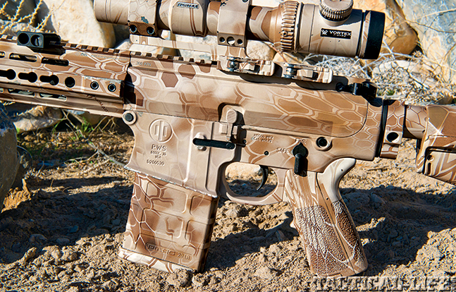 Training at the Magpul Dynamics SPR Course