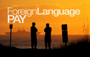 Marines Foreign Language bonus pay