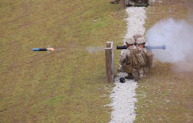 Marines SMAW target upgrade