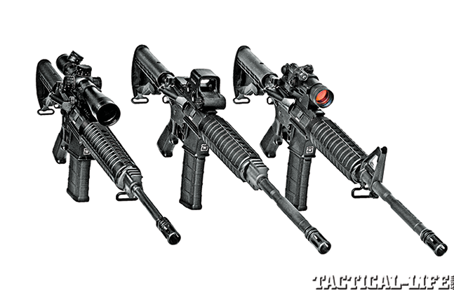 Mission Gear TW 2014 ArmaLite DSR Series