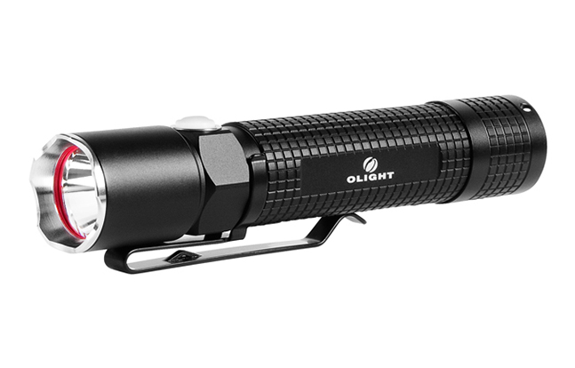 Olight M18 Maverick 2014 IACP lead