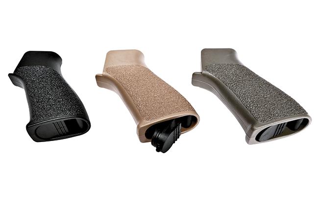 Rails & Grips BG 2015 Hogue AR-15 Beavertail