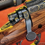 Remington Model 700 GBA 2015 engraving
