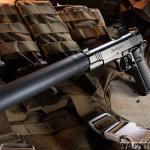 Remington R1 SWMP 2014 suppressor