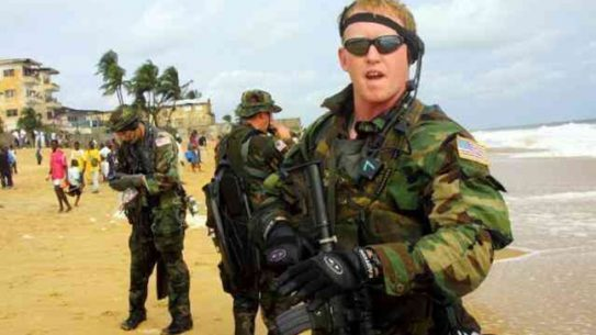 Rob O'Neil Osama bin Laden shooter