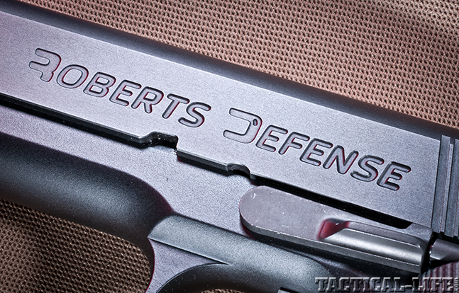 Roberts Defense SWMP 2014 logo