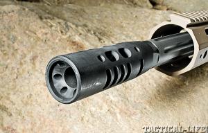 Rock River Arms X-1 AR 2015 muzzle