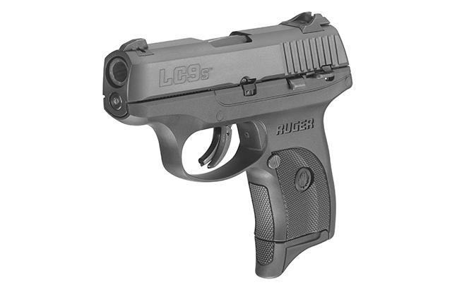 Ruger pocket pistols eg lead