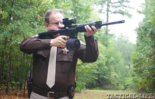 Sig Sauer M400 SRP GWLE Nov police