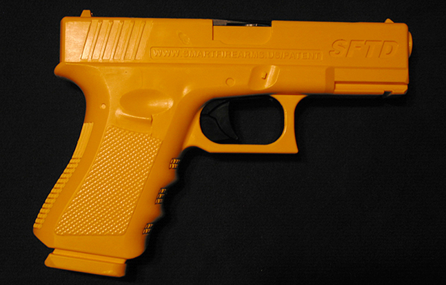 Smart Firearms SF3 orange
