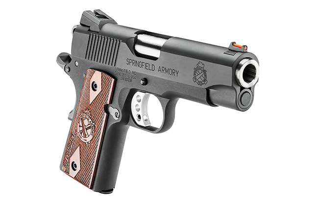 Springfield pocket pistols eg lead