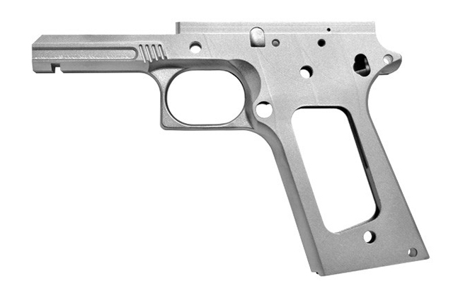 Tactical Machining 80% TM Recon Frame