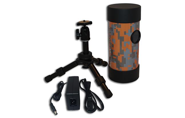 TargetVision Short Range Wireless Spotting Scope system