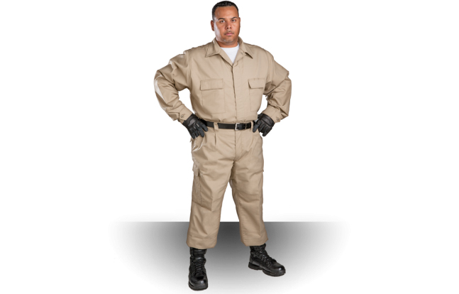 ThorShield 2014 IACP Uniform