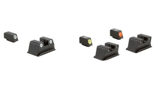 Trijicon Walther PPX Pistol sights