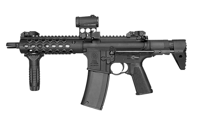 Troy M7A1 PDW Kit 2014 IACP lead