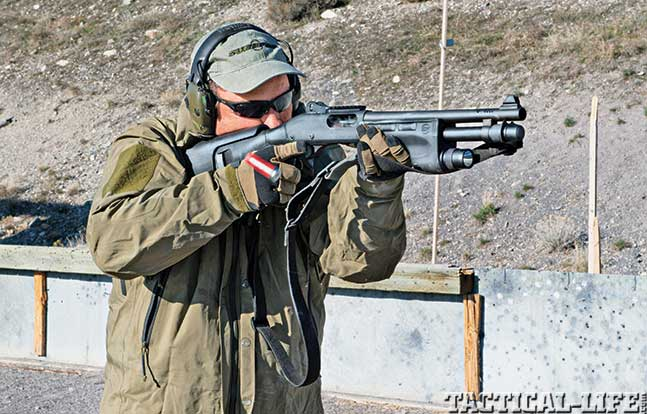 TW Dec Remington 870 Police Magnum Bahde