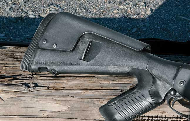 TW Dec Remington 870 Police Magnum stock