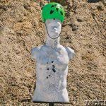 TW Dec Remington 870 Police Magnum target