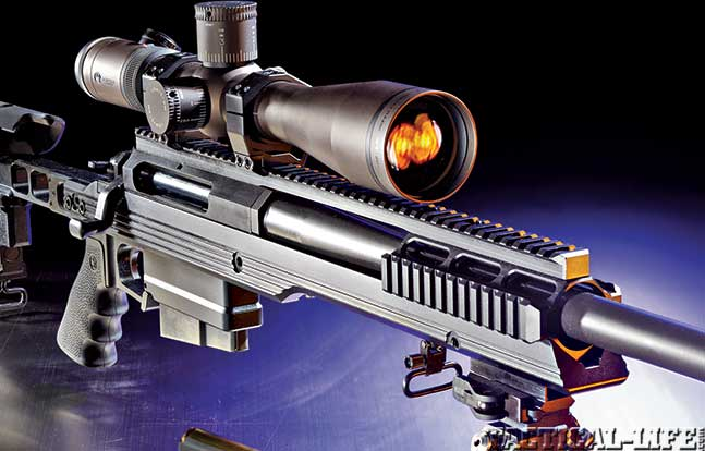 TW Dec ArmaLite AR-30A1 scope