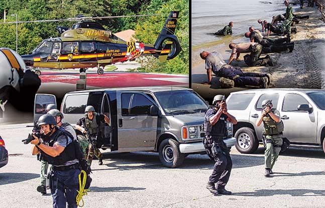 TW Dec Calvert County SWAT lead