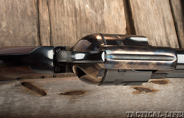 Uberti Cattleman GBA 2015 rear sight