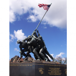 Veterans Day 2014 USMC Memorial
