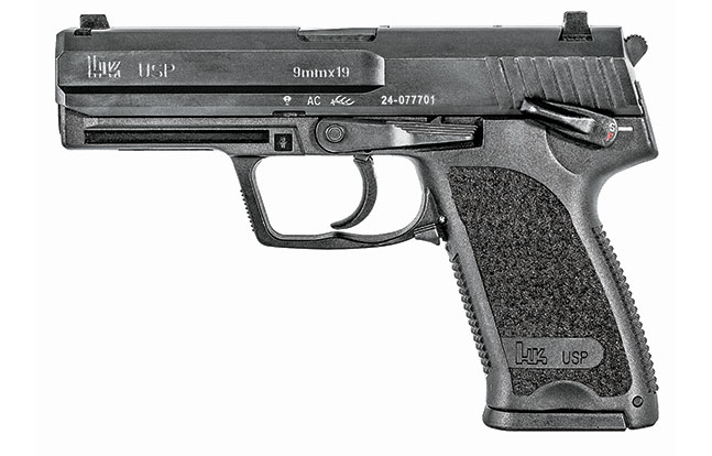 11 Law Enforcement handguns 2014 Heckler & Koch